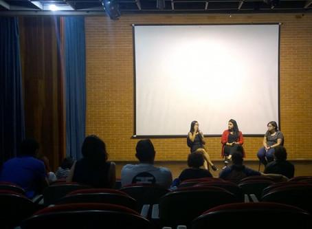 Mais de 25 horas de exibição de 46 filmes do mundo todo marcaram a primeira edição do Curta Suzano