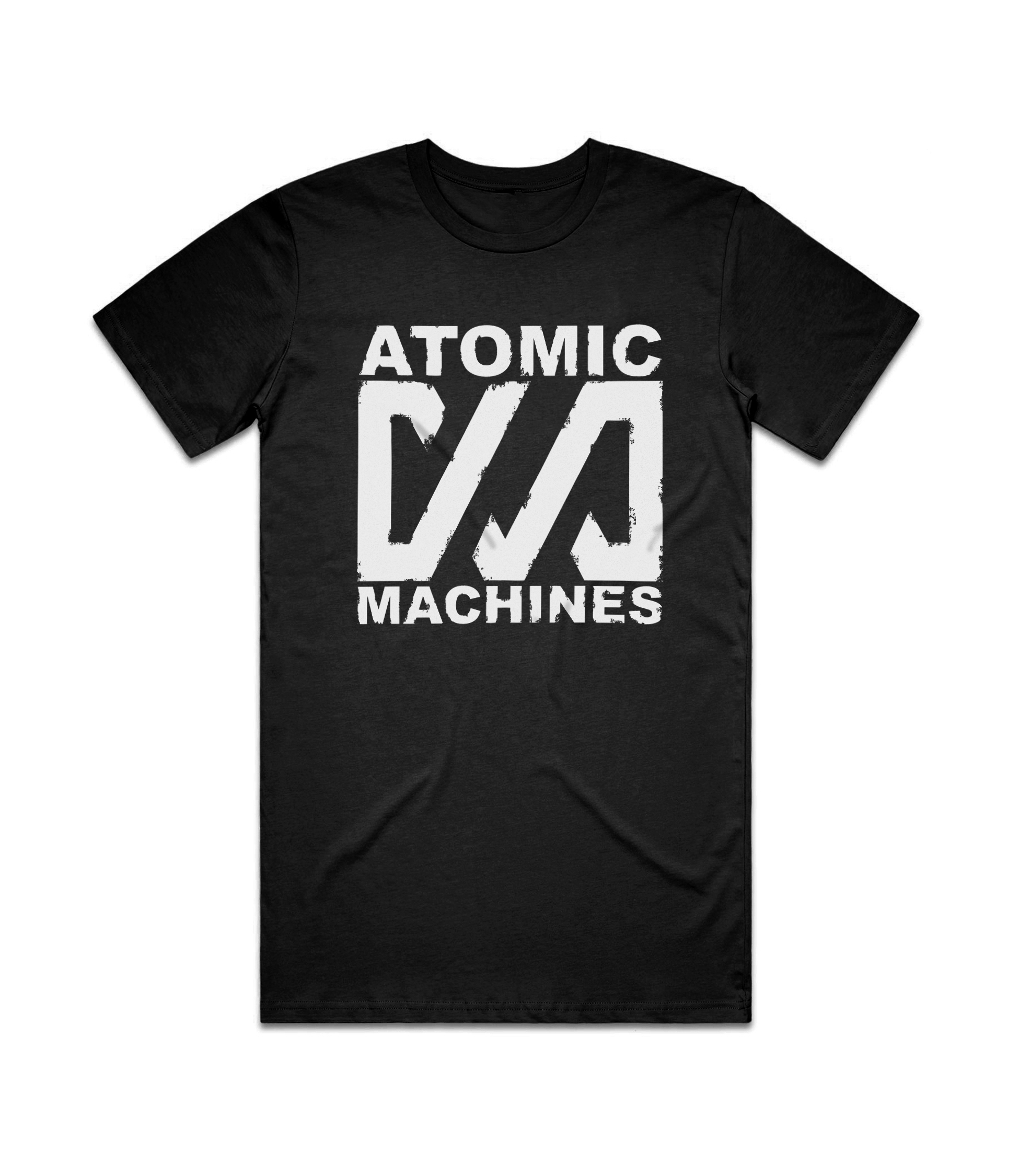 Atomic Machines Tee