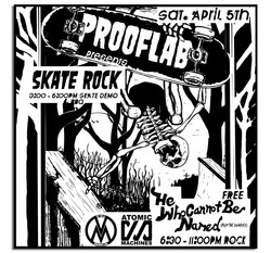 Proof Lab Skate Rock