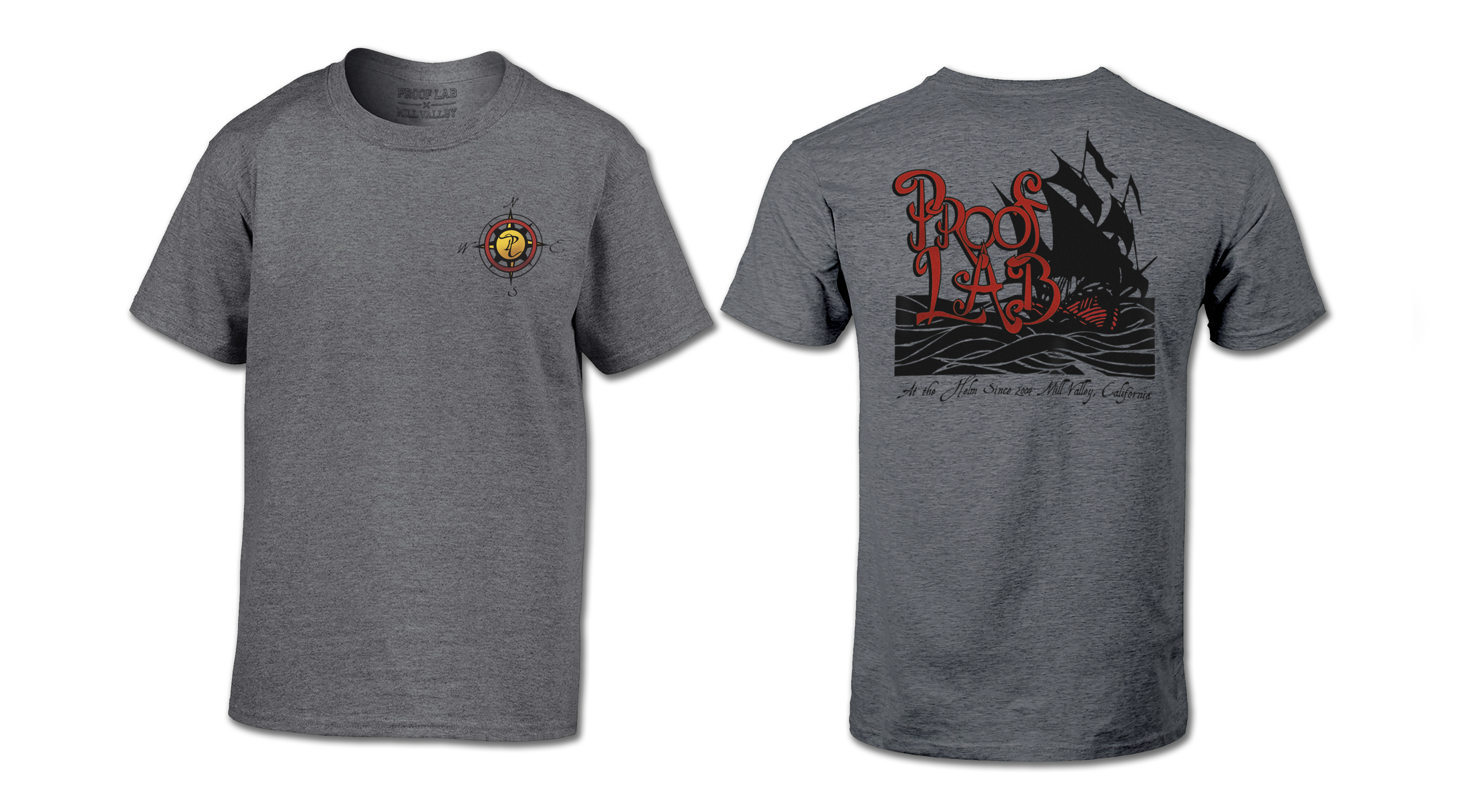 PL pirate tee