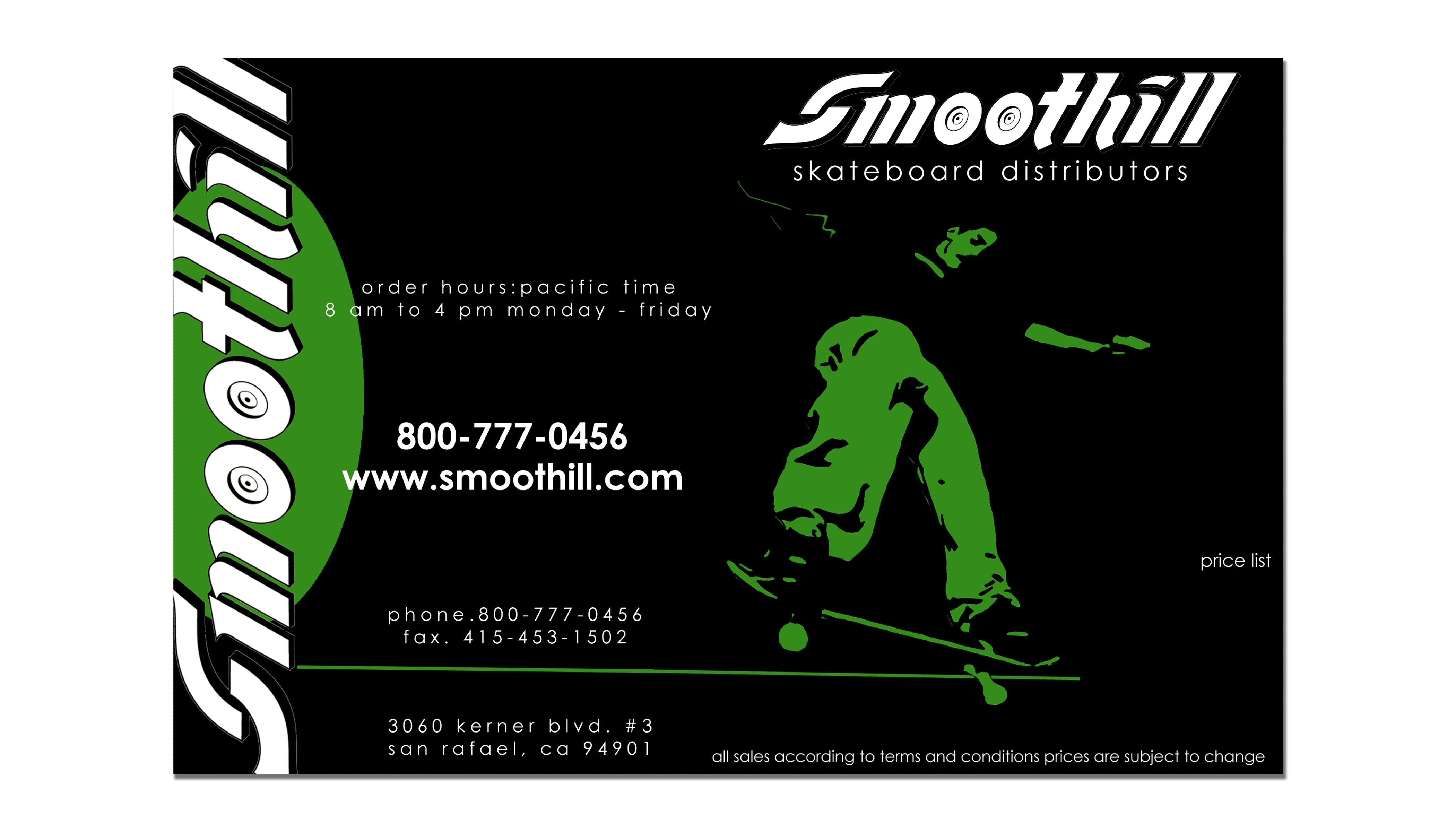 Smoothill Catalog