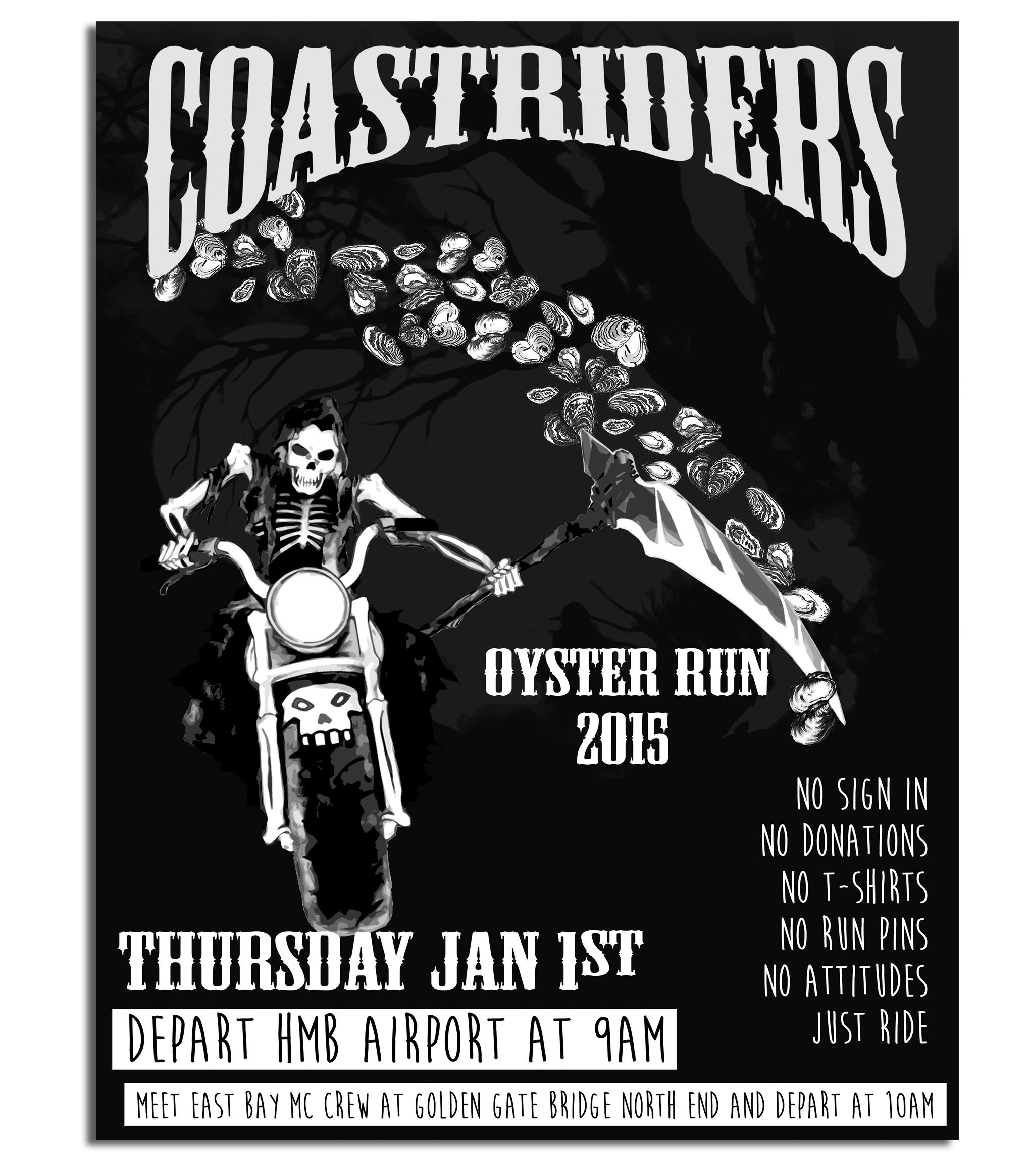 CoastRiders Poster