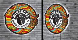 wiseacre sign