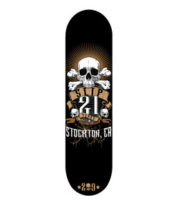 Slip Deck Color