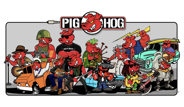 PigHog Icons