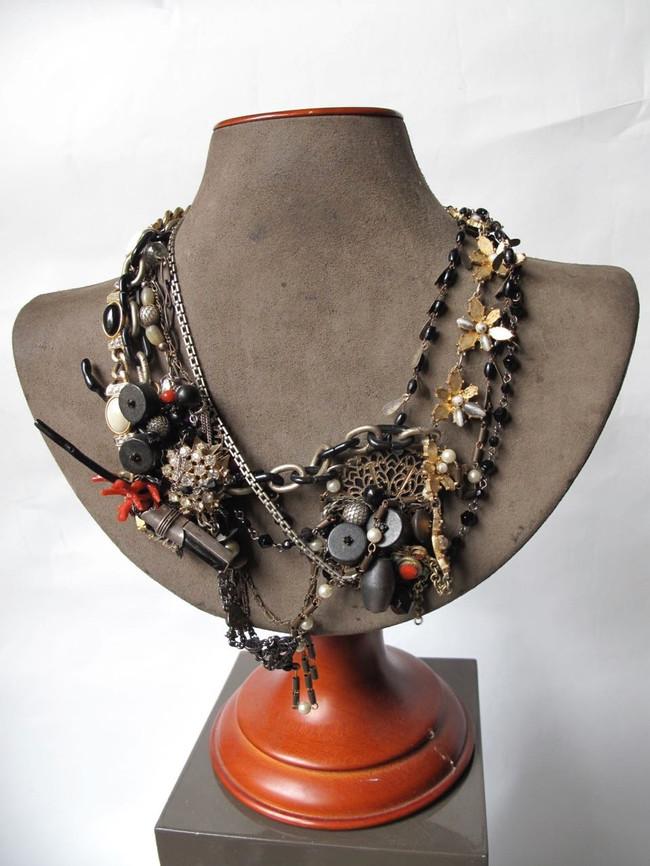 Black Widow Necklace