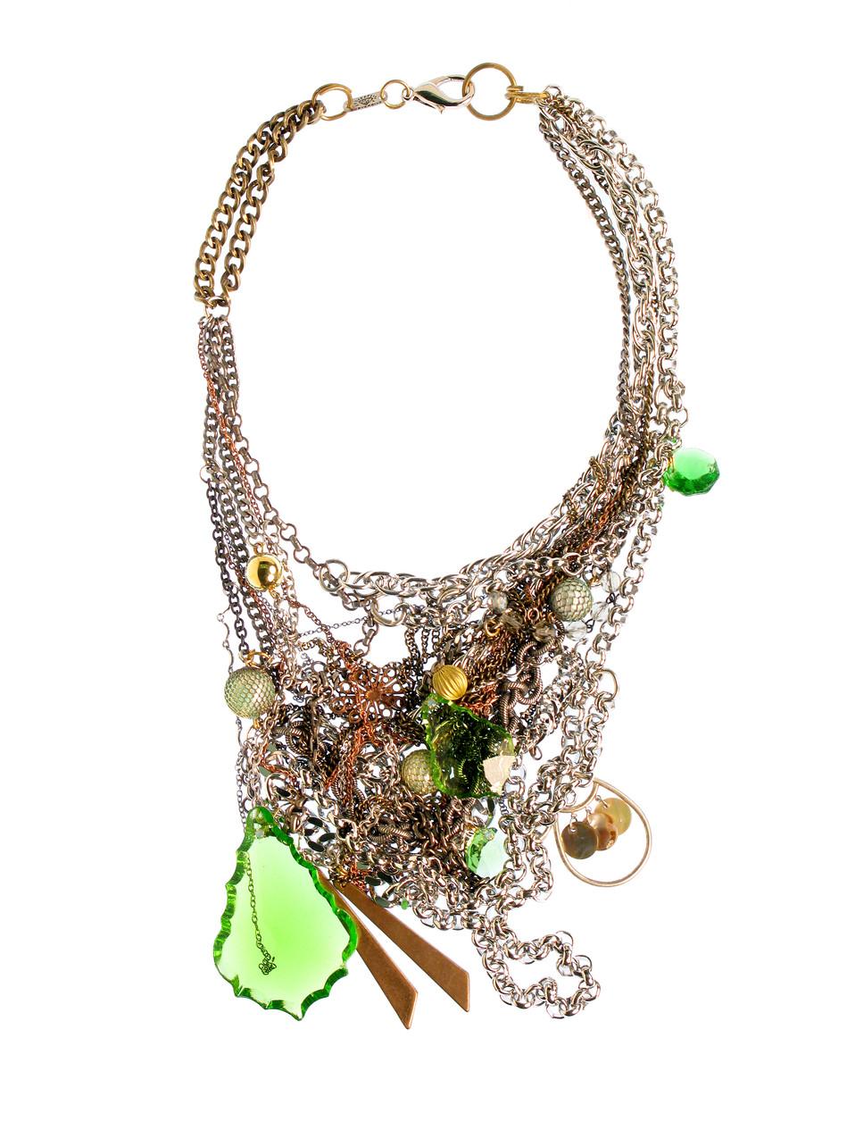 Emerald Sunken Treasure