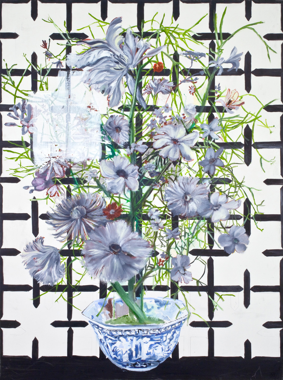 Floral with Screen