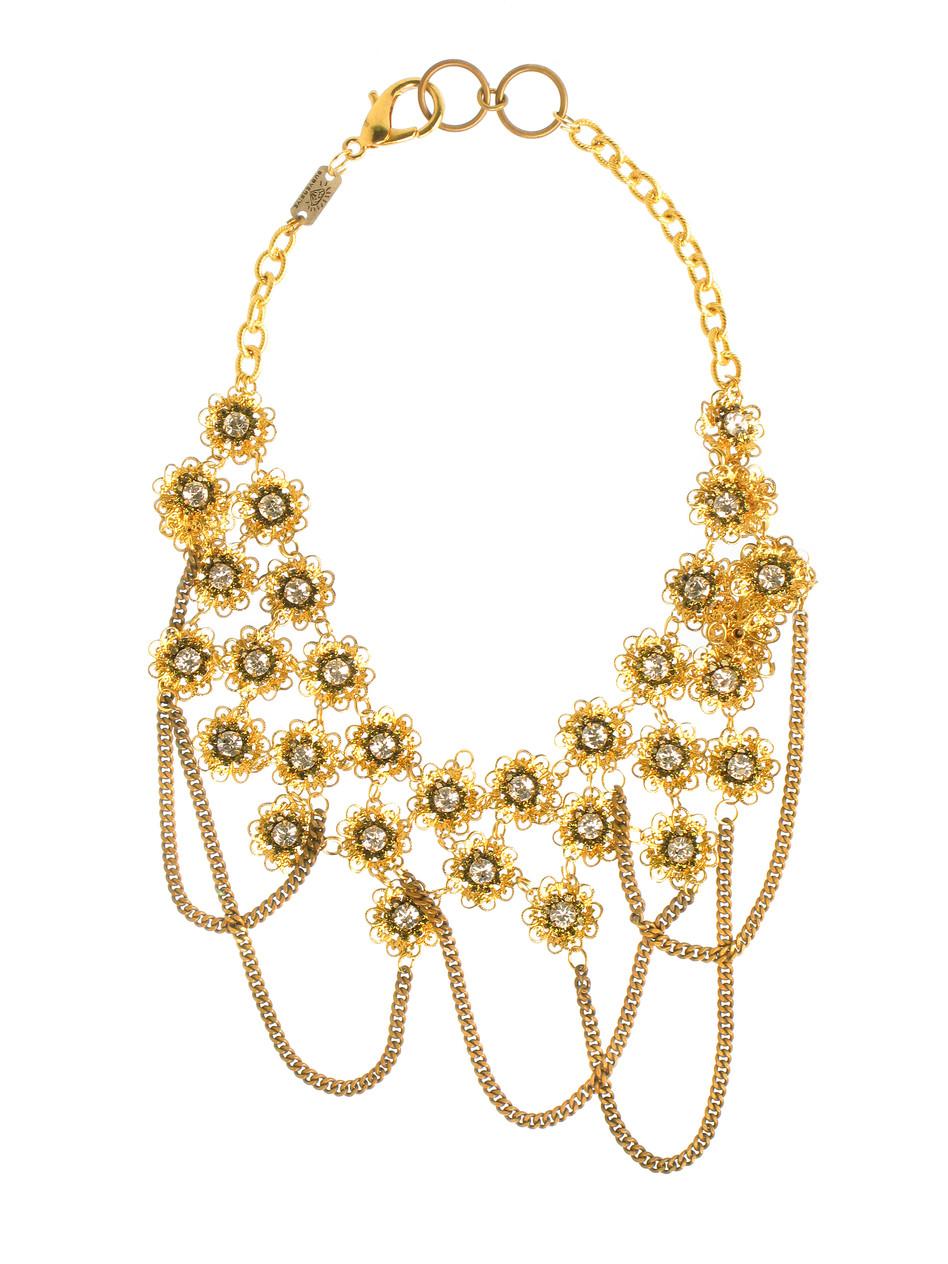 Filigree collar Necklace