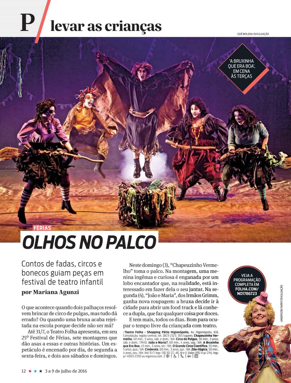 Bruxinha - Revista da Folha