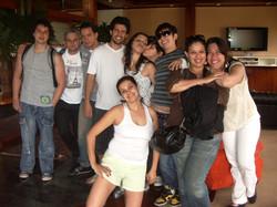Equipe sempre unida - 2008
