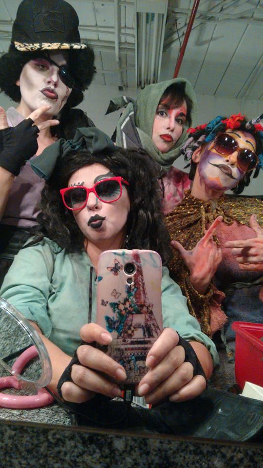 Elas são estilosas! - Teatro Pq. D. Pedro - Mai/2015