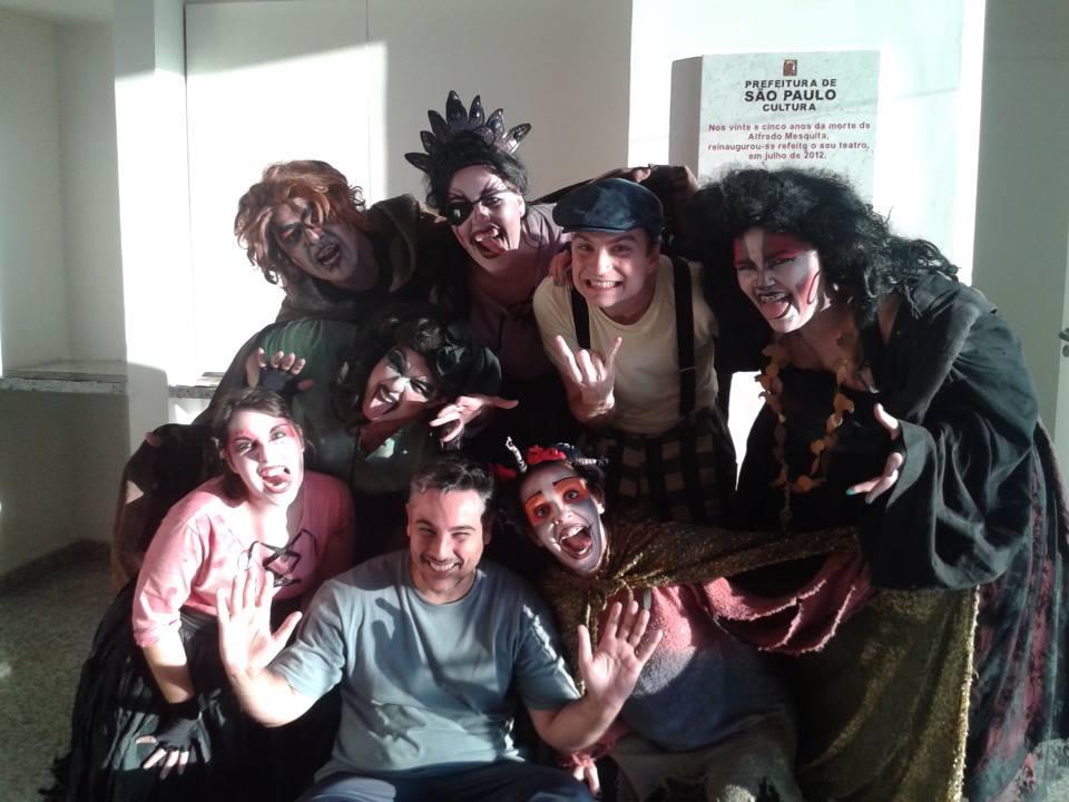 Teatro Alfredo Mesquita - Ago/2013