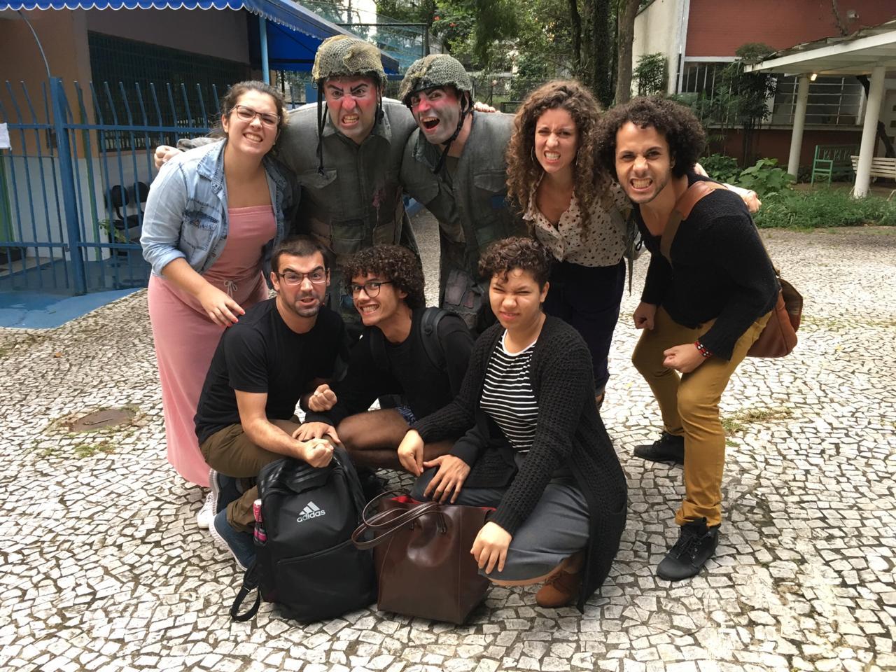 Teatro Décio de Almeida Prado - Jun/2019