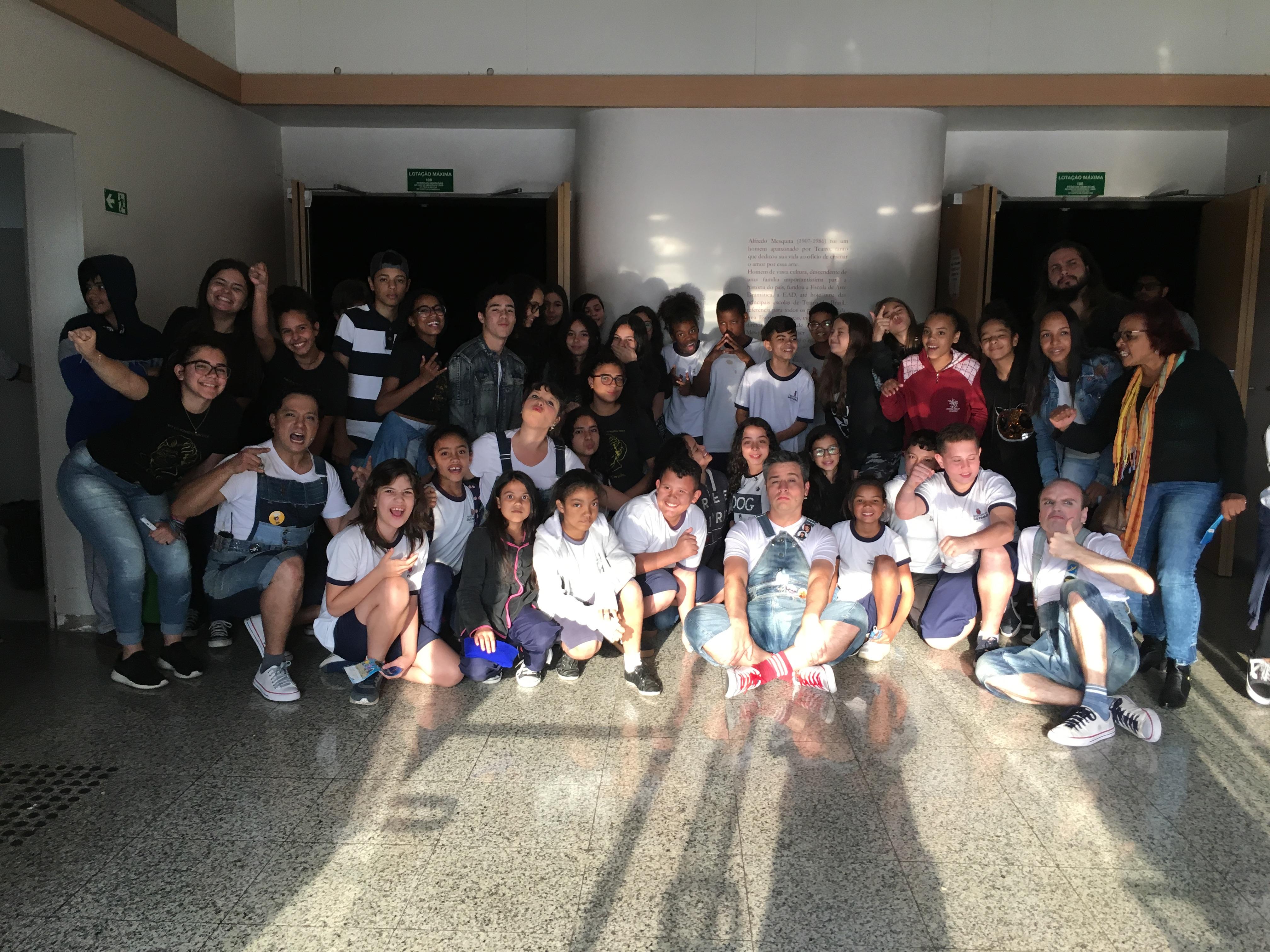 Teatro Alfredo Mesquita - Ago/2019