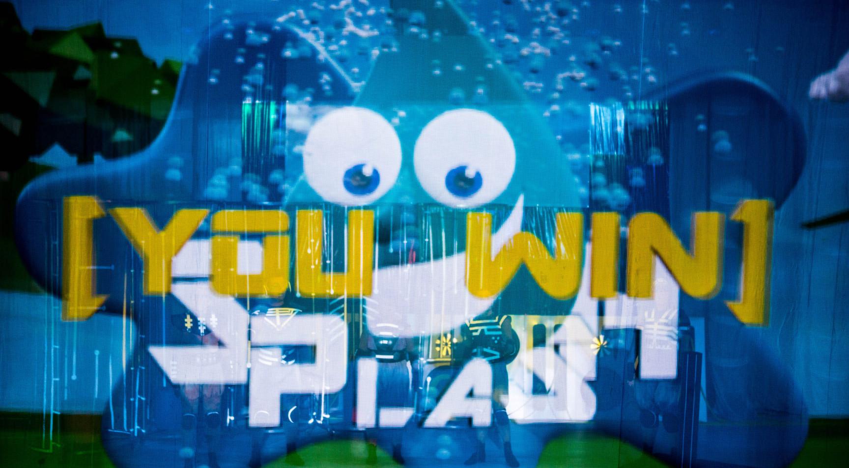 Splash © Cacá Bernardes