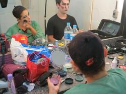 É muita maquiagem! - Teatro Folha - Jul/2013