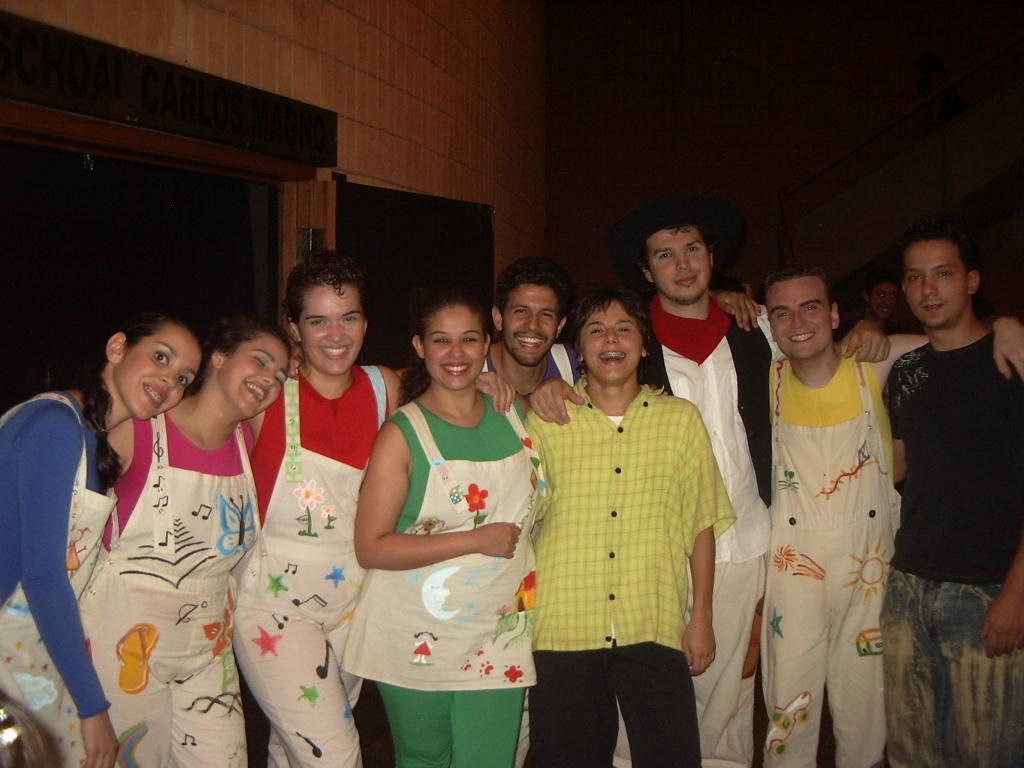 Teatro Sércio Cardoso - Mar/2008