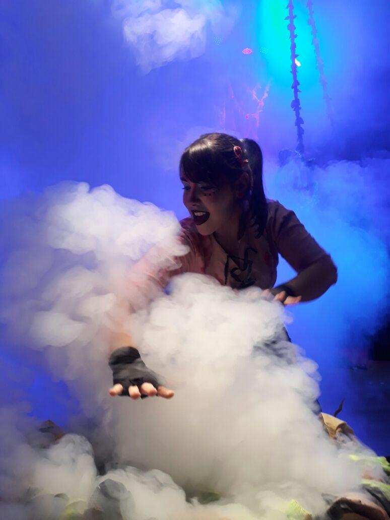 Olha como é que se faz um feitiço! - Teatro Paulo Eiró - Set/2017