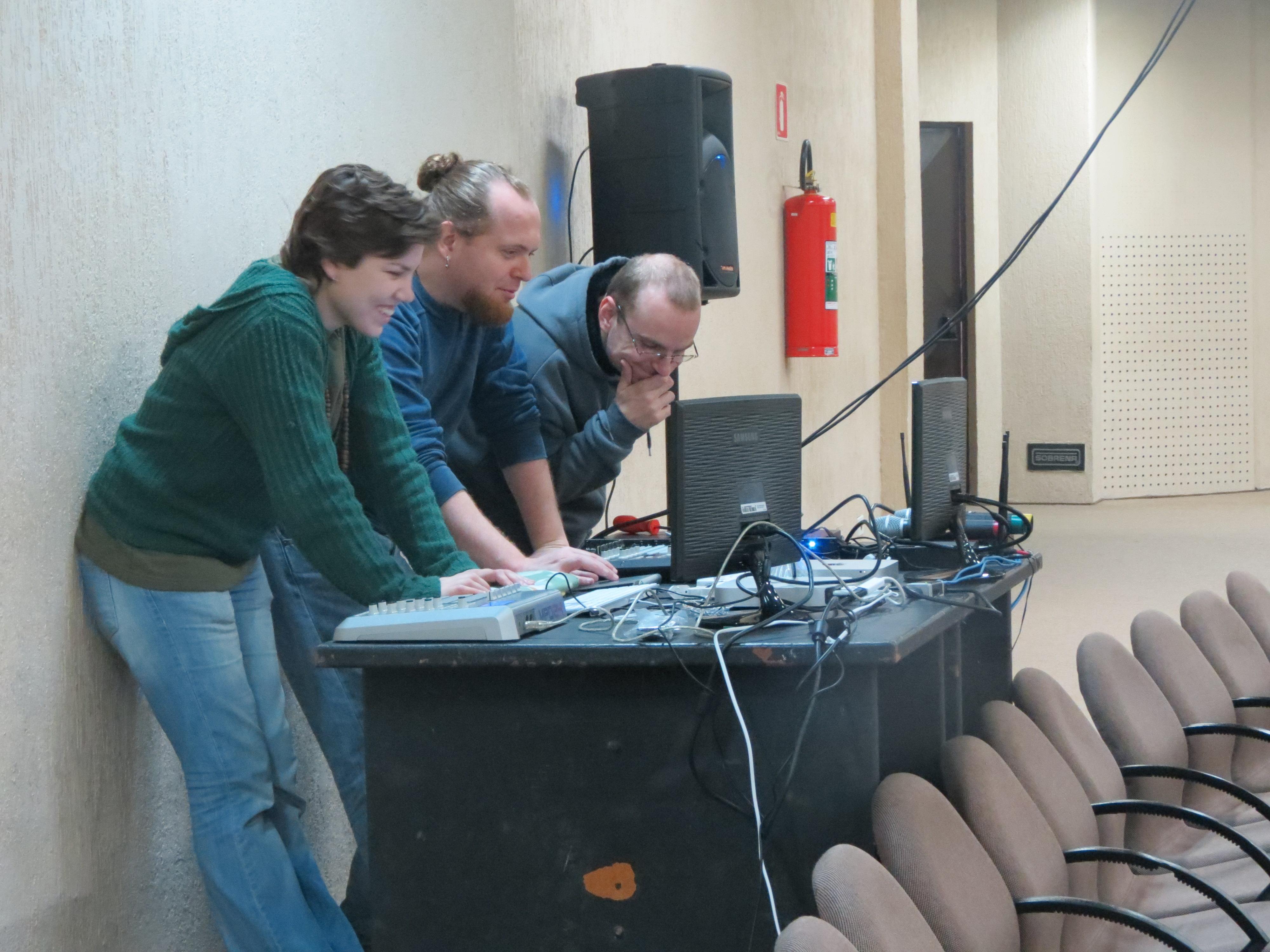 Cafofo, fofos! - Teatro Municipal de Barueri - Nov/2012