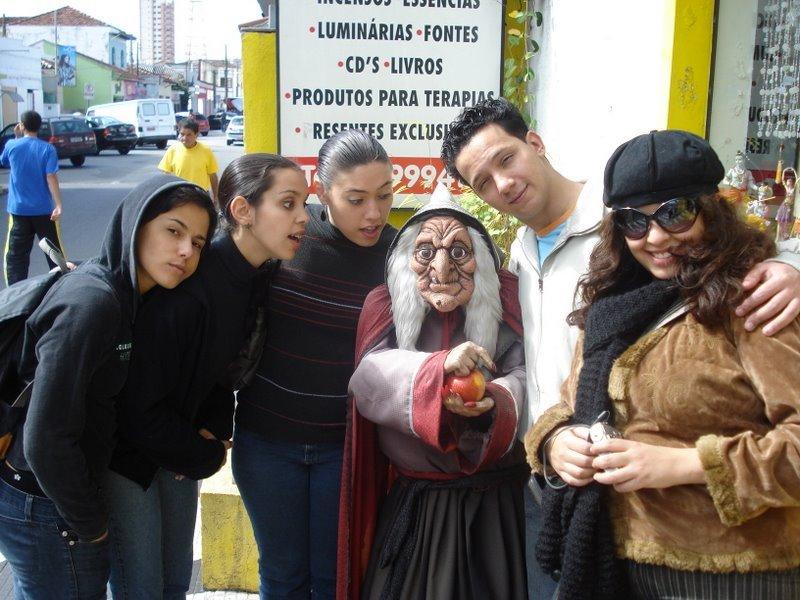 Encontramos uma velha conhecida pelas ruas de Mogi das Cruzes - 2008