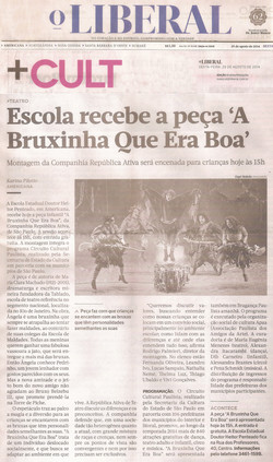 Bruxinha - Circuito Cultural 2014