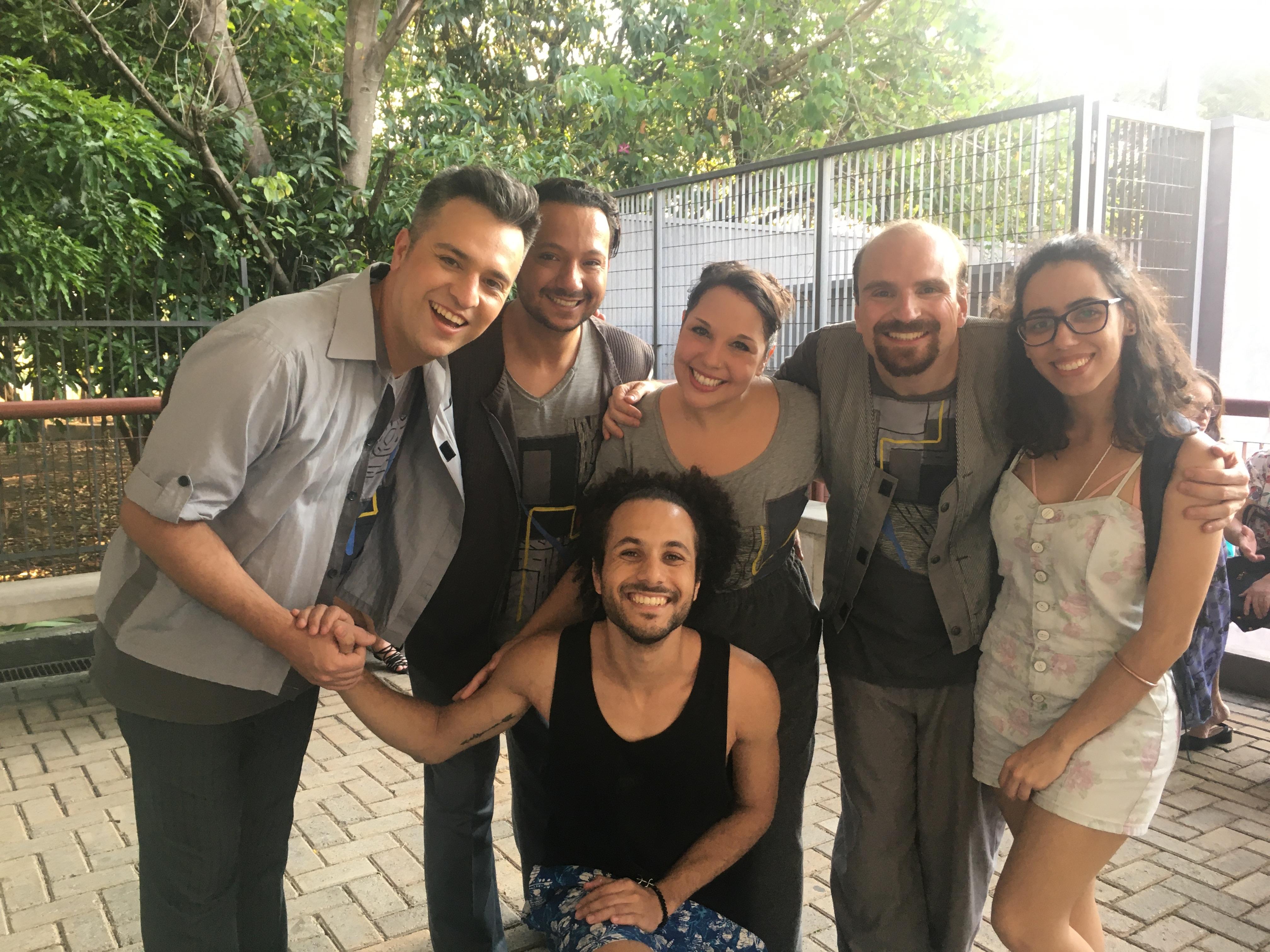 Teatro Alfredo Mesquita - Out/2019