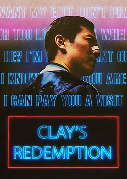 Clay's Redemption poster