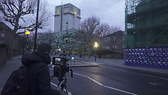 Filming for the Grenfell Tower Fire_Salv