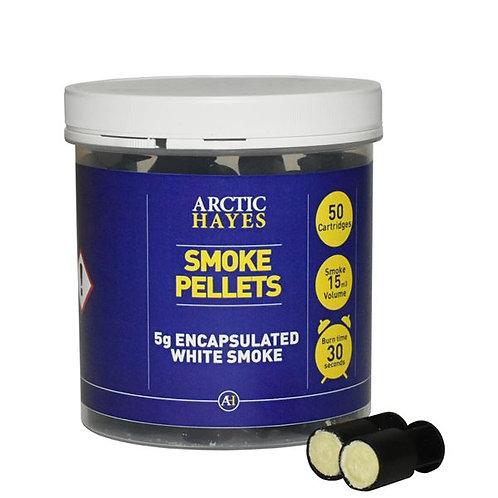 Hayes 5g Encapsulated White Smoke Pellets (Tub of 50) - 5g/15m³/30sec - PH530