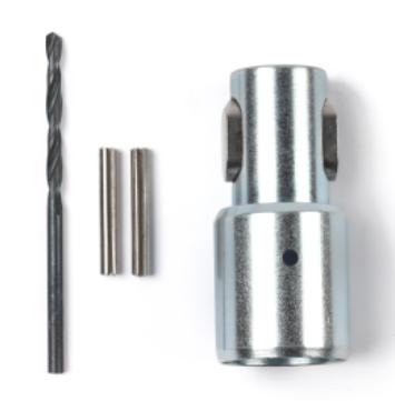 18mm Male End - Nylon - MNR18