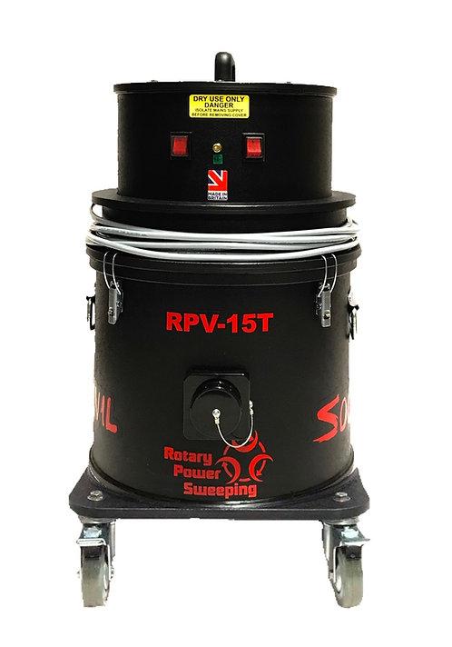 RPS SootDevil RPV-15T HEPA Vacuum