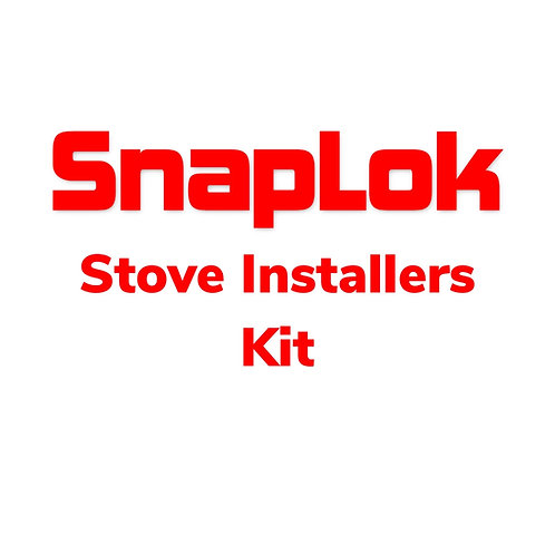 SnapLok Stove Shop and Installer Kit