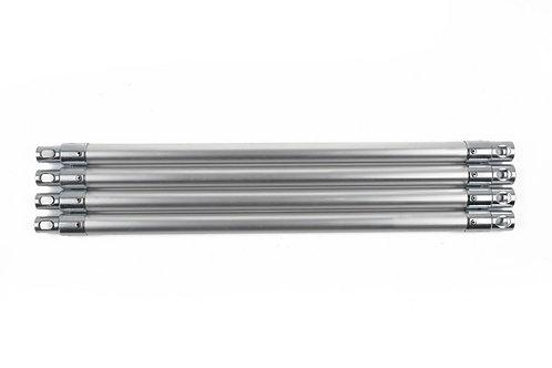 22mm Half SnapLok Aluminum Rod - AR22-H