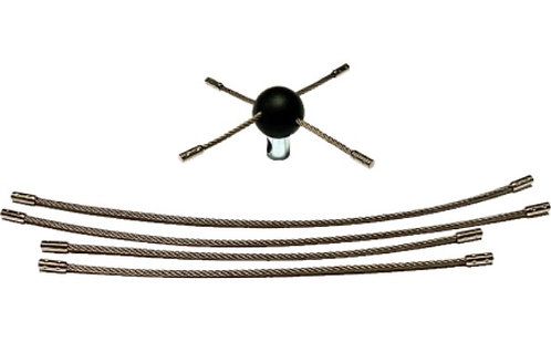 SnapLok Cable Nest Whip - Multi Whips - CW-MP