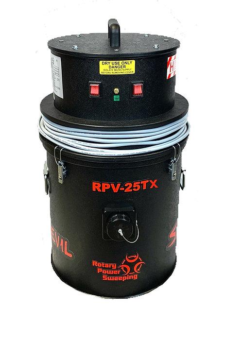 RPS SootDevil RPV-25TX HEPA Vacuum