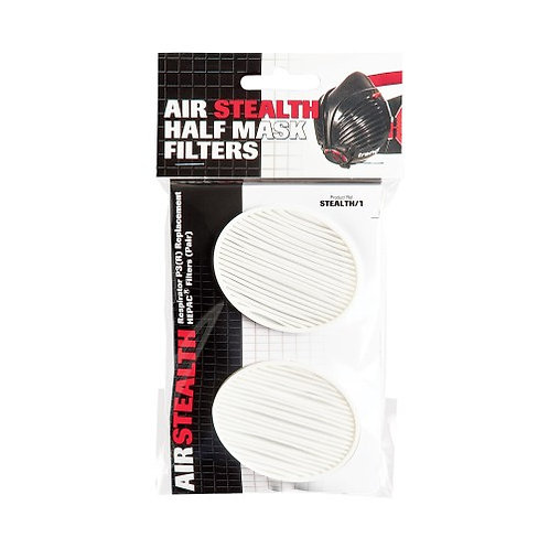 Air Stealth Filters x 1 Pair - APF20 - FFP3