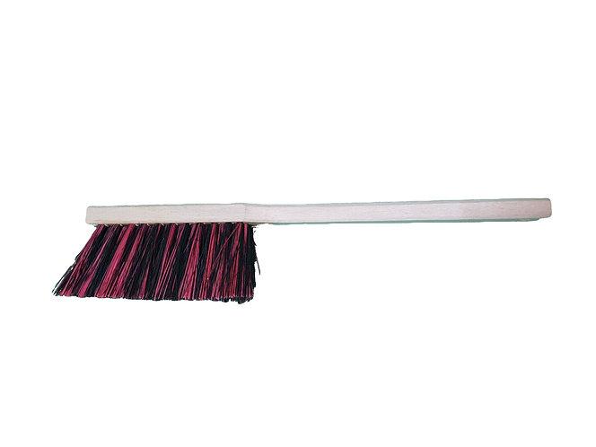 RPS Tornado Hard Bristle Brush 450mm hand wooden long