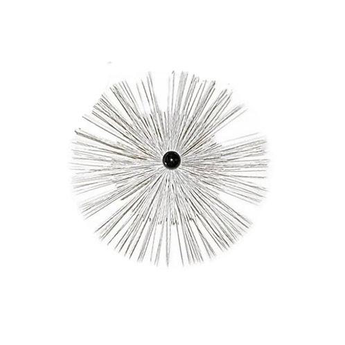 "RPS 'The Mole' Rotary Brush - 14""/8"" HARD WHITE"