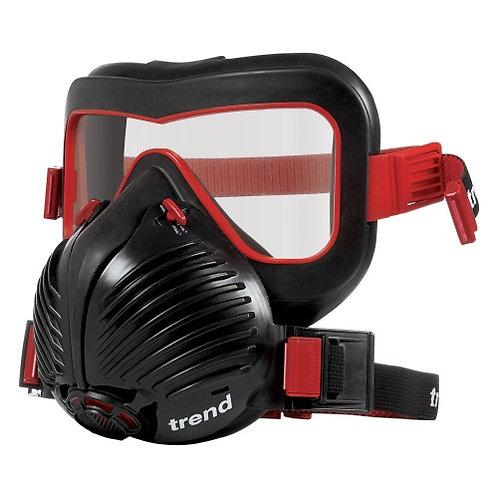 Air Stealth Vis Mask - APF20 - FFP3