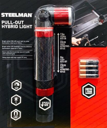 Steelman Pull-Out Hybrid Torch