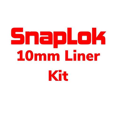 SnapLok 10mm Stainless Steel Liner Power Sweep Kit - Complete Set