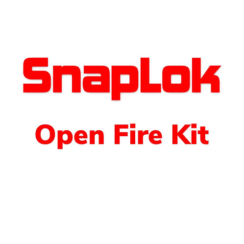 SnapLok Open Fire Kit
