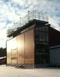 MSB Training Building