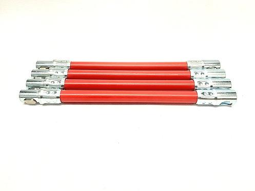 "15mm x 10"" Snaplok Short Rod 10""/25cm Rotary Power Sweeping Stainless Steel"