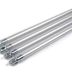 aluminium chimney rods