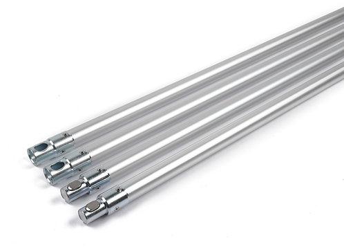 22mm SnapLok Aluminium Rod - AR22