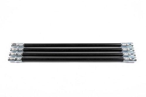 15mm Half SnapLok Nylon Rod - SNR15-H