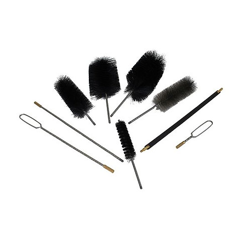 Hayes 9 Piece Industrial / Commercial Flue Brush Set