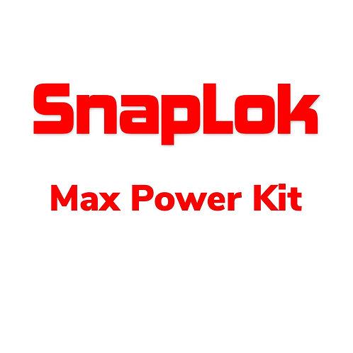 SnapLok Max Power Kit